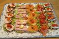 Hapjes-Canape-Sandwiches