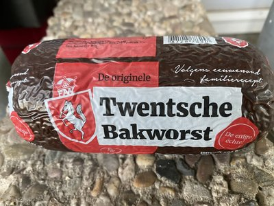 Twentse Bakbloedworst