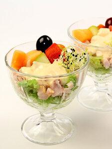 IJs/vruchten coupe