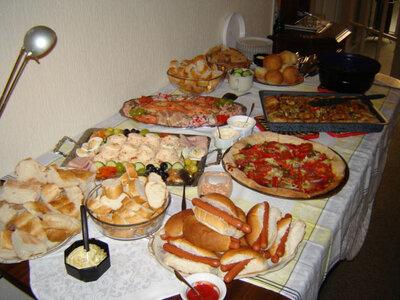 Lunch buffet 1